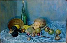 Cezanne fake still life