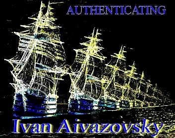 AIVAZOVSKY AUTHENTICATION