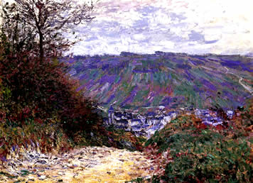 Monet Landscape at Giverny