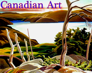CANADIAN ART AUTHENTICATION