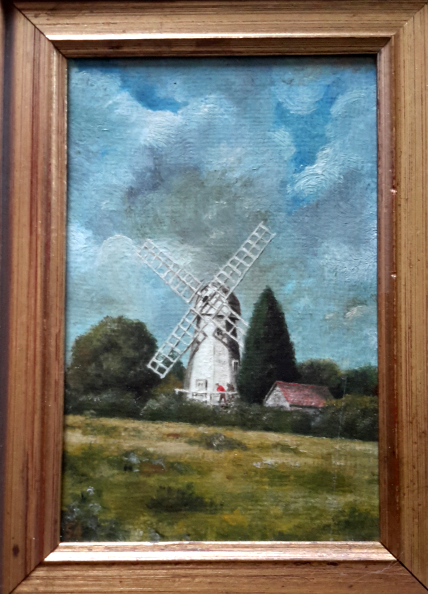 Chailey Mill - Sussex 1954-Derrick Hughes