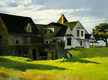 Edward Hopper authentication: Cape Cod Afternoon