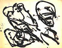 Karel Appel Personages