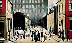 L S Lowry authentication