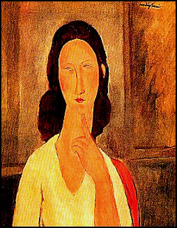 Modigliani fake by Elmyr de Hory