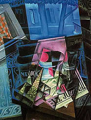 Juan Gris Open Window.